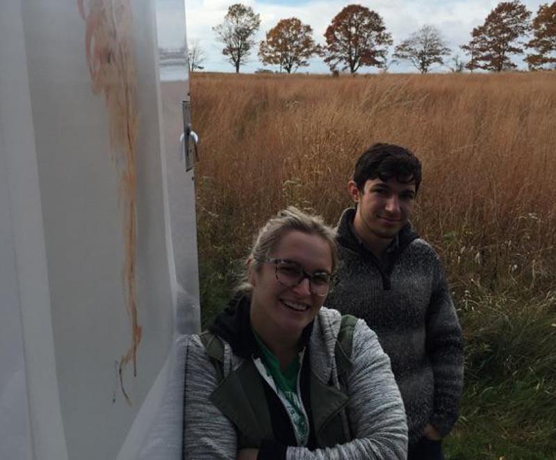 Moss Lab at Schuykill EnvironmentCenter